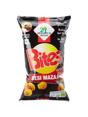 24 Mantra Desi Mazaa Bites 25 gm