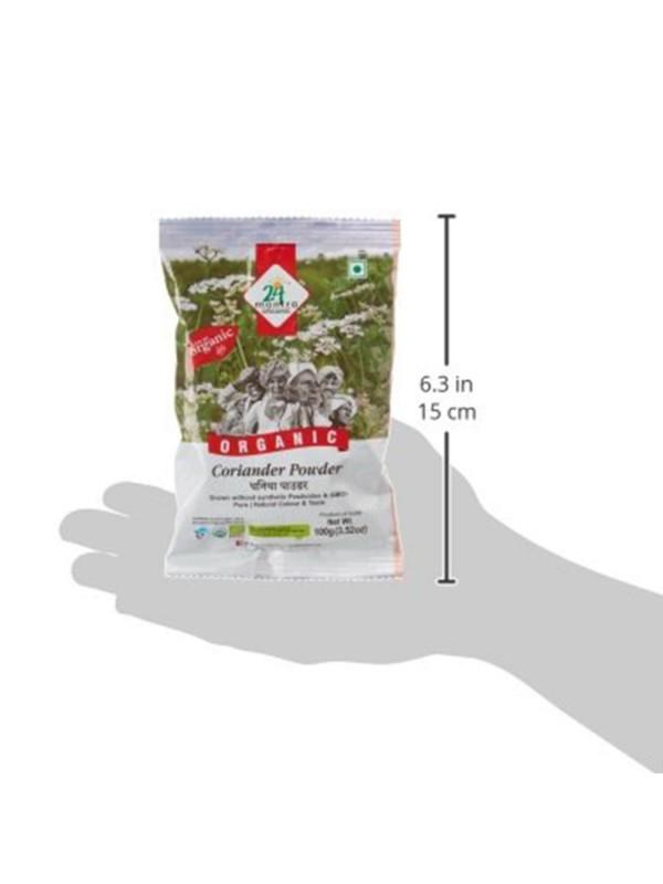24 Mantra Coriander Powder 100 gm