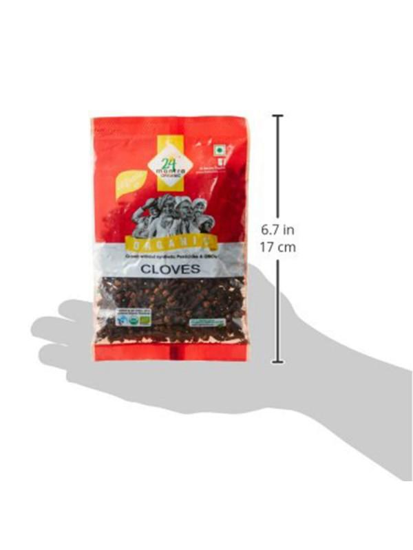 24 Mantra Cloves 50 gm