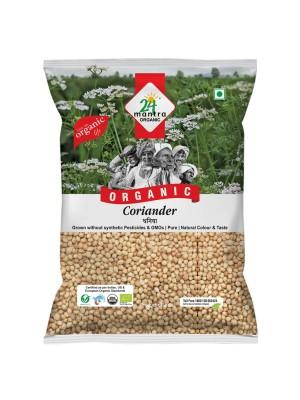 24 Mantra Coriander Seed 100 gm