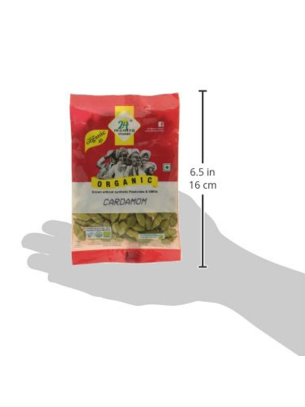 24 Mantra Cardamom 50 gm