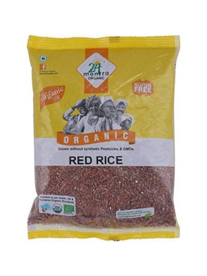 24 Mantra Red Rice 1 kg