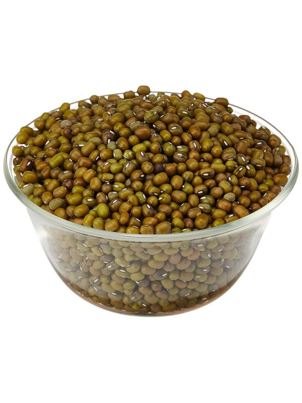 24 Mantra Green Moong Whole 500 gm