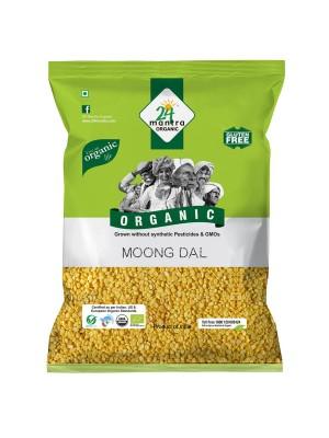 24 Mantra Moong Dal 500 gm