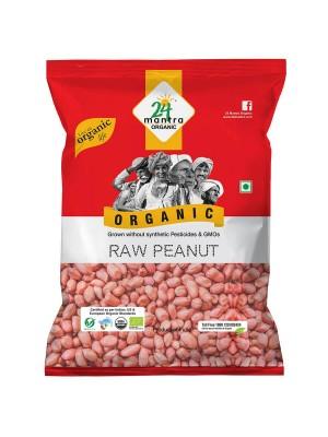 24 Mantra Raw Peanut 1 kg