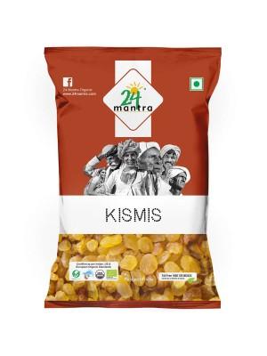 24 Mantra Kismis 100 gm