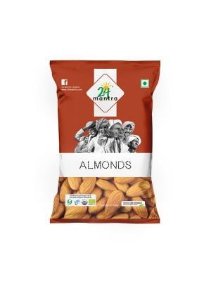 24 Mantra Almonds 100 gm