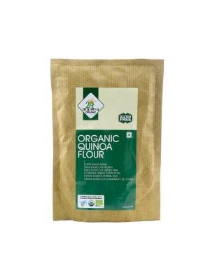 24 Mantra Quinoa Flour 250 gm