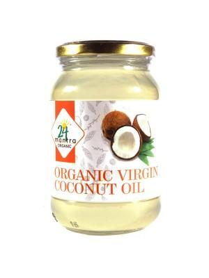 24 Mantra Virgin Coconut Oil 500 ml