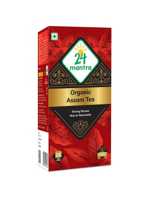 24 Mantra Assama Tea 100 gm