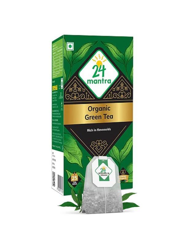 24 Mantra Green Tea 25 bags