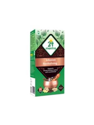 24 Mantra Ayurvedam Revitalising 25 bags