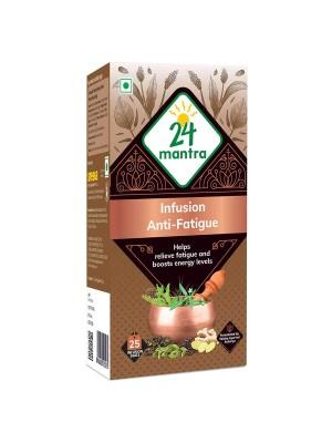 24 Mantra Ayurvedam Antifatigue 25 bags