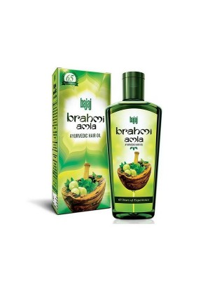 Bajaj Brahmi Amla Hair Oil - 400 ml