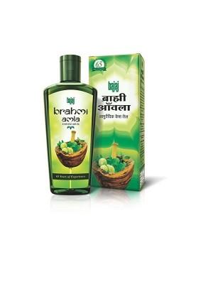 Bajaj Brahmi Amla Hair Oil - 90 ml