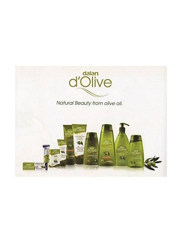 Dalan Olive Hair Care Gift Set Repairing Care - Combo Pack of Shampoo & Conditioner 600 ml