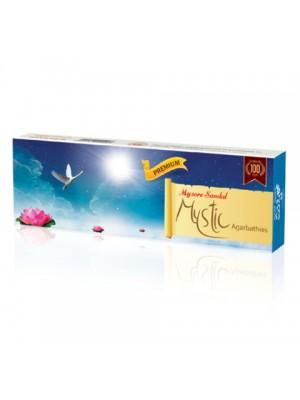Mysore Sandal Mystic Agarbatti Incense Sticks 90 gm