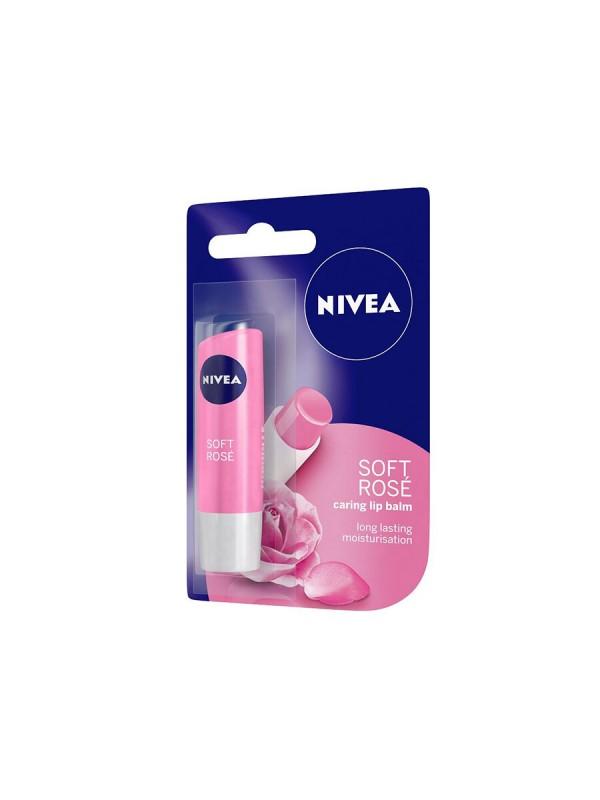 Nivea Lip Balm Soft Rose