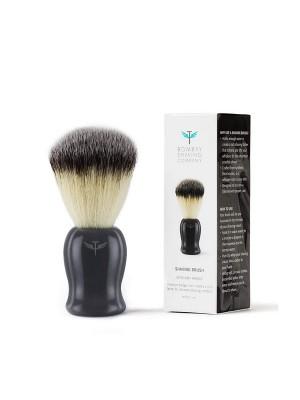 Bombay Shaving Company Imitation Badger Shaving Brush, Grey
