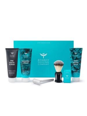 Bombay Shaving Company Shaving 6-Part Shaving System Kit