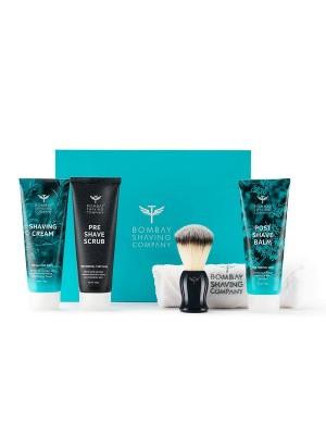 Bombay Shaving Company 3-Step Shaving Regimen Kit