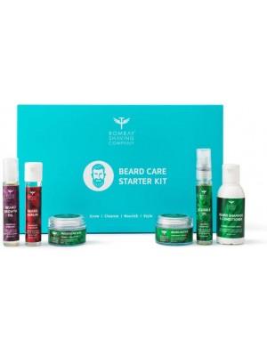 Bombay Shaving Company Beard Care Starter Kit Mint-Scented Kit