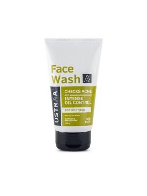 Ustraa Face Wash Oily Skin 100 gm