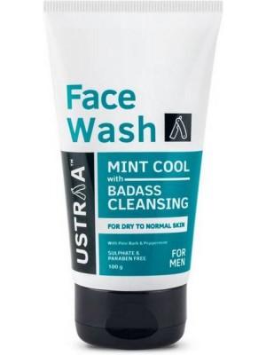 Ustraa Face Wash Dry Skin 100 gm