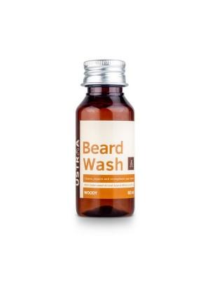 Ustraa Mooch & Beard Wash Woody 60 ml