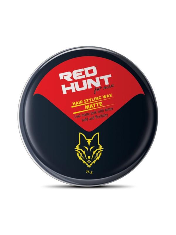 Red Hunt Hair Style Wax Matt (75 gm)