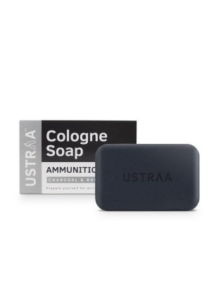 Ustraa Soap Ammunition 125 gm