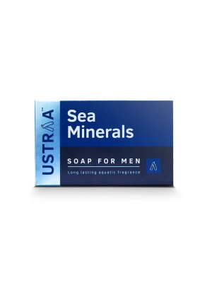 Ustraa Soap Sea Minerals 100 gm