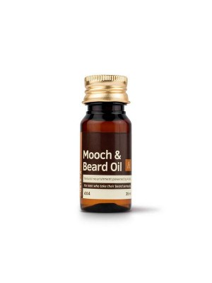 Ustraa Mooch & Beard Oil 35 ml