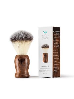 Bombay Shaving Company Shaving Brush With Cruelty-Free Imitation Badger Bristles (Indian Rosewood Handle)