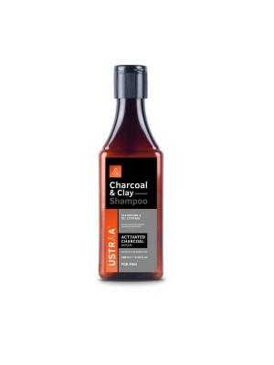 Ustraa Shampoo Charcoal & Clay 200 ml