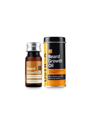 Ustraa Beard Growth Oil Offer Pack