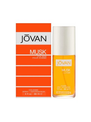 Jovan Eau De Cologne Orangen Musk Men 88 ml