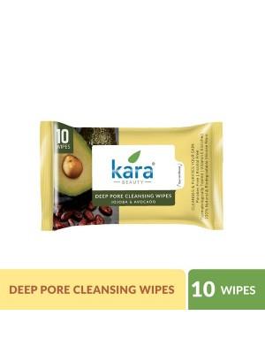 Kara Cleansing And Hydrating Refreshing Facial Wipes