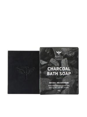Bombay Shaving Company Charcoal Deep Cleansing Bath Soap 125 Gm