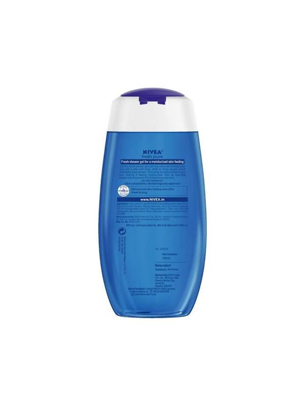 Nivea Shower Gel Fresh Pure 125 ml