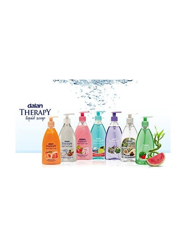 DALAN  Therapy Liquid Soap - WILD ROSES & ALMOND OIL 400ml