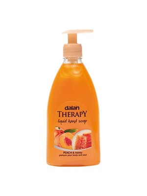Dalan Therapy Liquid Soap - Peach & Honey 400 ml