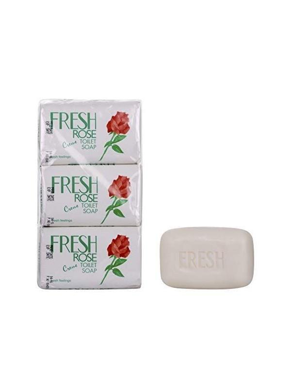 Dalan Fresh Rose Creme Toilet Soap 100 gm