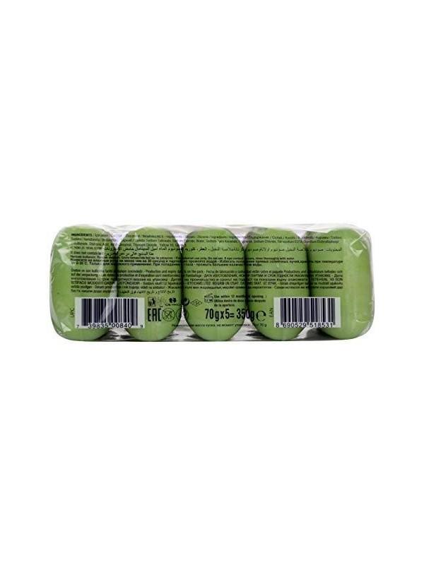 DALAN  Beauty Soap - GREEN APPLE (70 g X 5) 70gm