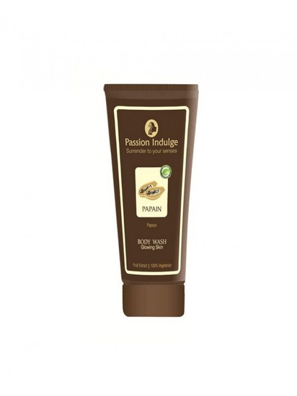 Passion Indulge Body Wash - Papain + Synergy (Buy 1 Get 1 Free) 400 ml