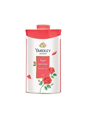 Yardley London Red Rose Talc For Women - 250 Gm