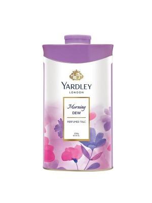 Yardley London Morning Dew Talc For Women - 250 Gm