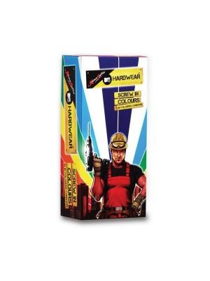 Kamasutra Mtv Hardwear Bi-Coloured Condom (8S)