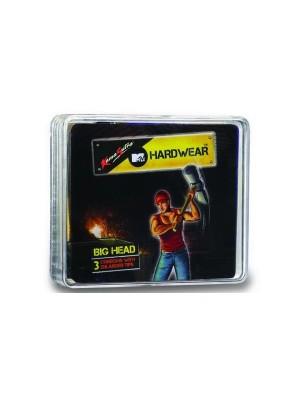 Kamasutra Hardwear Big Head Condom 3S