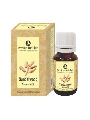 Passion Indulge Sandalwood Aromatic Oil 10 ml